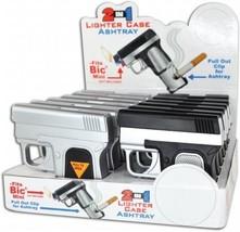 Mini Bic Case Ashtray - One item w/Random Color - $5.89