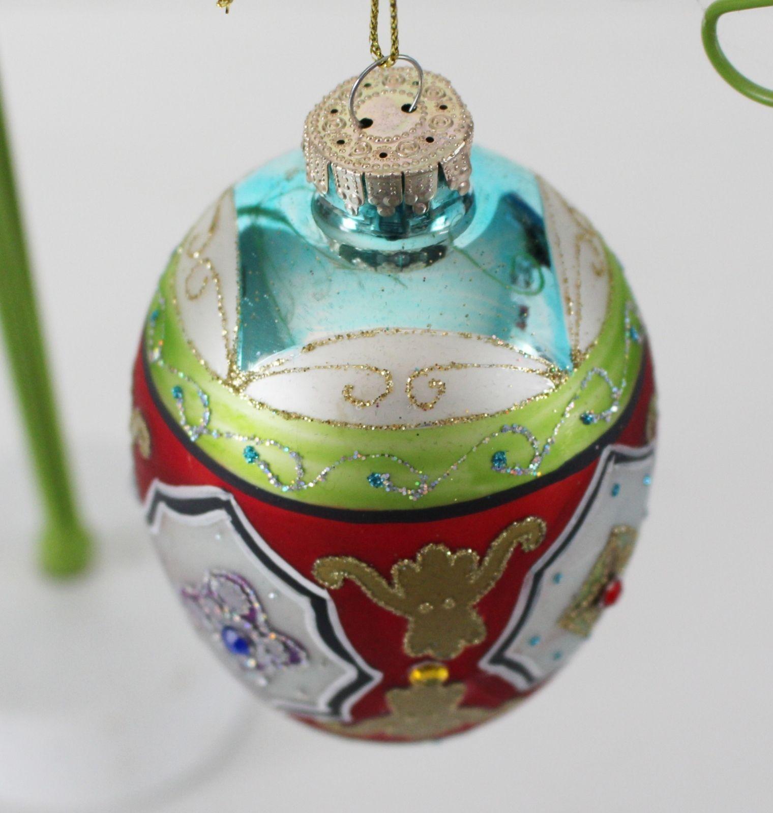 Dept 56 Christmas Ornament Department Glass 2010 807393 ...
