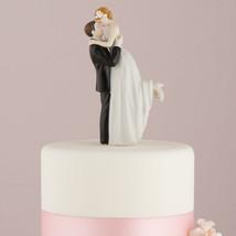 """True Romance"" Bridal Couple Wedding Cake Topper CUSTOMIZATION & VEIL AV... - $34.64"