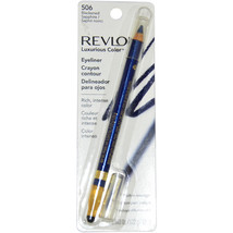 Revlon Luxurious Color Eyeliner, Blackened Sapphire 506 - 0.043 oz - $18.99