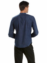 Levi's Men's Pearl Snap Barstow Western Casual Denim Dress Shirt 658190099 image 2