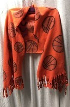 Boys Basketball Fleece Scarf  - $14.84