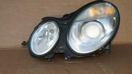 03-06 Mercedes W211 E320 E500 HID Xenon AFS Adaptive Headlight Driver Left LH image 1