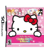Nintendo DS Loving Life With Hello Kitty & Frie... - $12.99