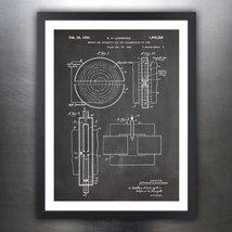 CYCLOTRON ATOM SPLITTER PARTICLE ACCELERATOR 1934 PATENT 18x24 PRINT POS... - $604,45 MXN