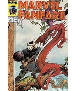 Marvel Fanfare, Edition# 35 [Comic] Charles Vess ( covers , Warriors Thr... - $3.95