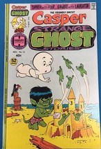 Casper Strange Ghost Stories #13 (1976) Harvey Comics Very Fine - $9.89