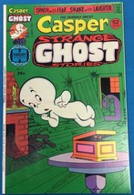 CASPER STRANGE GHOST STORIES #11 (1976) Harvey Comics VERY FINE - $9.89