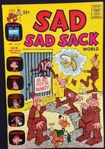SAD SAD SACK WORLD #25 (1970) Harvey Comics Giant Size VERY FINE - $9.89
