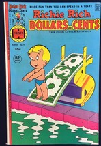 RICHIE RICH DOLLARS AND CENTS #74 (1976) Harvey Comics VERY FINE - $9.89