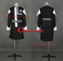 D.Gray-man Lavi Cosplay Costume D. Grayman Anime Cosplay Custom-made Famale - $78.21