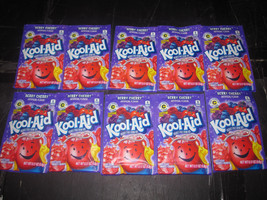 Kool-Aid Drink Mix Berry Cherry 10 count - $3.91