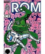 ROM #67 (Lifesong!) [Comic] Marvel - $3.95