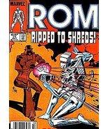 ROM #71 (Shame) [Comic] Marvel - $2.92