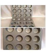 Mini Muffin Tins, Mini Bakeware, Lot of 3, Kitc... - $15.00