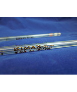 Set of 2 KIMBLE KIMAX -51 Glass Serological pipette 1ml in 1/10 - $8.89