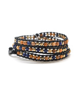"""HOLIDAY CLEARANCE SALE! The Wild Spirited - 23"""" Rustic Blue and Earth To... - $12.95"""