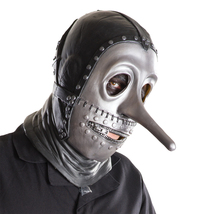 Slipknot Chris Mask Halloween Drummer Heavy Metal RU68675 CHEAP - $64.99