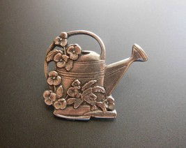 Birds Blooms 2000 Limited Edition Pewter Wateri... - $5.93