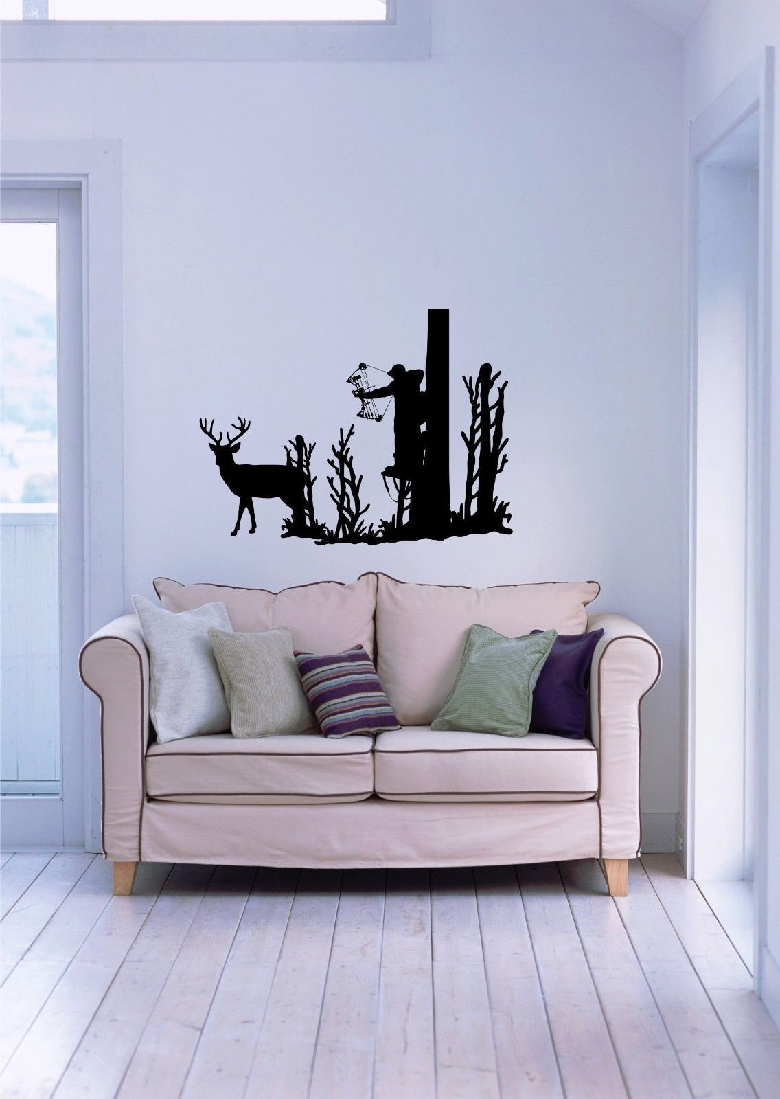 wall art decals hunting color the walls of your house wall art decals hunting hunting hunter wall art home decor mural vinyl