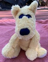 "Life is Good Yellow Mascot Rocket Puppy Dog Plush Stuffed Mary Meyer Toy 9"" - $13.85"