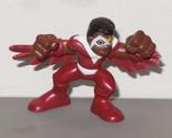 Hasbro Marvel Comics Superhero Squad Playskool FALCON Mini action figure