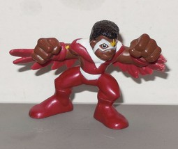 Hasbro Marvel Comics Superhero Squad Playskool FALCON Mini action figure - $9.50