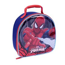 Global Design Concepts Spiderman Dome Shaped Lunch Kit, Blue/Red - $18.95