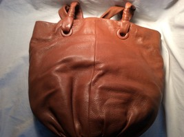 DKNY Brown Leather Purse - $128.70
