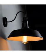 Edison Barn Gooseneck Filament Sconce Restoration Indoors / Outdoors Wal... - $32.38+
