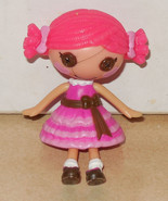 """Mini LALALOOPSY 3"""" Figure MGA #2 - $5.00"""
