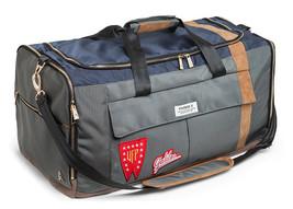 Star Trek 50th Anniversary Duffle Bag NCC-1701 Galileo Patches - Adj Strap - $189.98