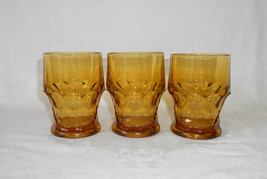 Viking Georgian Tumblers in Amber - $9.00