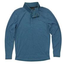Under Armour UA Storm Golf Sweater Fleece Snap Button Mock Neck 1/4 Pull... - $36.99