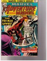 Marvel Adventure Featuring: Daredevil No. 1 Dec... - $3.95
