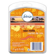 Febreze Wax Melts Hawaiian Aloha Air Freshener (6 Count,Net wt 2.75 Ounce) - $9.60
