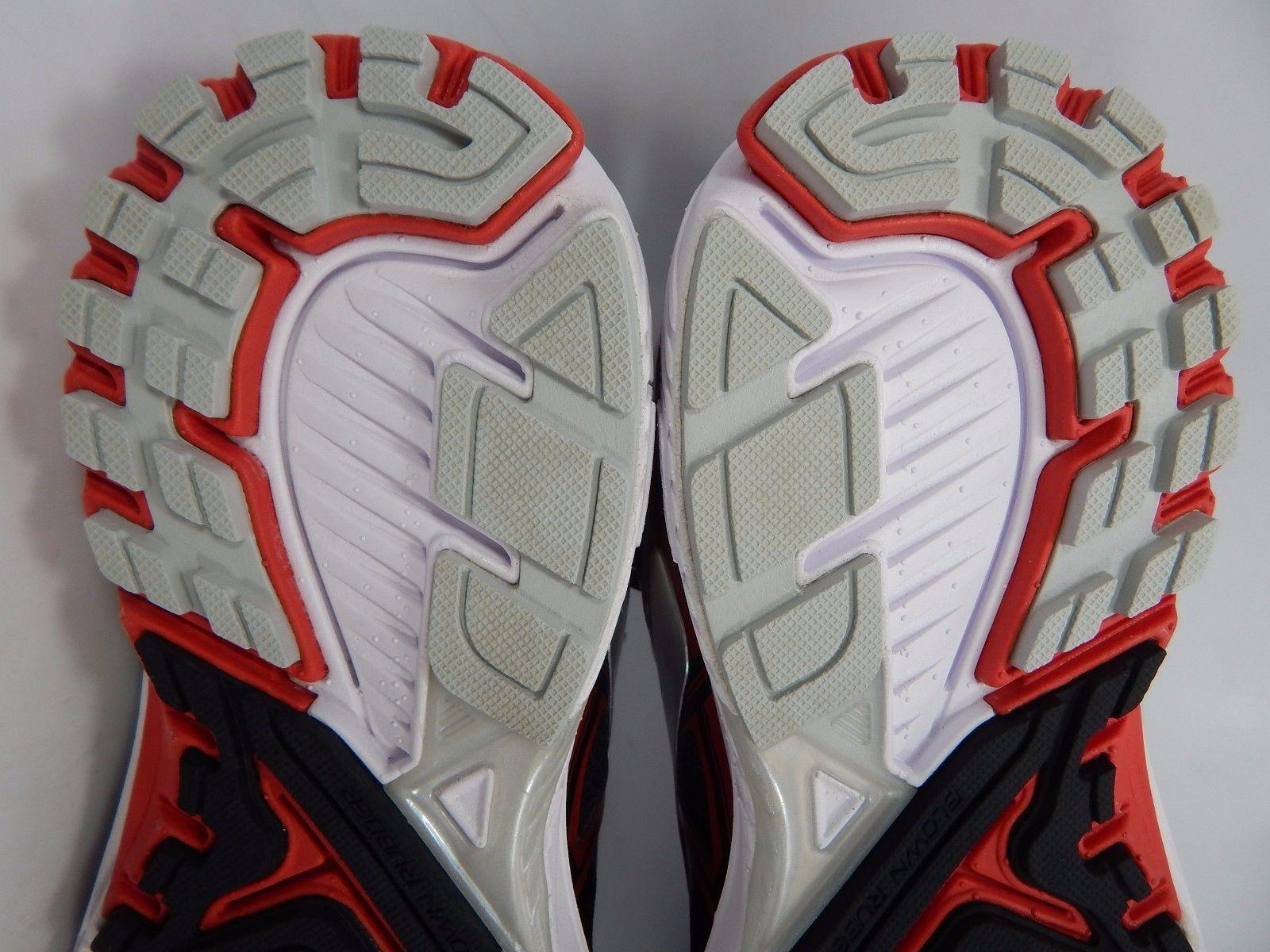 Brooks Ravenna 7 Men's Running Shoes Size US 8 M (D) EU 41 Black Red 1102171D062