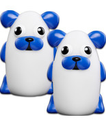 NEW (Set/2) Bright Time Buddies Portable Glowin... - $13.97