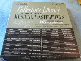 Collector's Library Of The Worlds Musical Masterpieces - $13.49