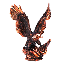 Eagle In Flight Statue - Bronze Finish - $31.82