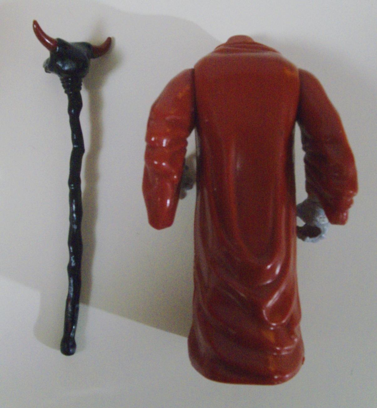 Thundercats LJN Vintage 1985 Mail-Away Mumm Ra mumy - 100% Complete