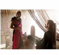 The Magicians Summer Bishil as Margo holding goblet with Jason Ralph as ... - $7.95