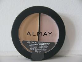 Almay Smart Shade CC Concealer & Brightener #200 Light/Medium Factory Se... - $6.92