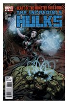 Incredible Hulks #633 [Comic] [Jan 01, 2011] Greg Pak and Paul Pelletier - $2.54