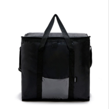 42L outdoor picnic package cold ice cream takeaway delivery package black - $27.99