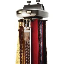 Belt Tie Holder Revolving Rotating Bedroom Clos... - $45.54
