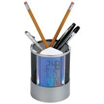 Desktop Computer Office Dorm Desk Pen Pencil St... - $30.99