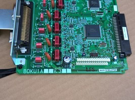 Toshiba BDKU1A V.3  8-port Digital Line Card Refurbished image 2