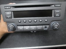 13 14 Nissan Sentra Radio Cd Player #28185 3 Ra2 A *See Item* - $34.65