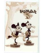 Disney WDCC Mickey & Minnie black & white Razzmatazz - $0.99